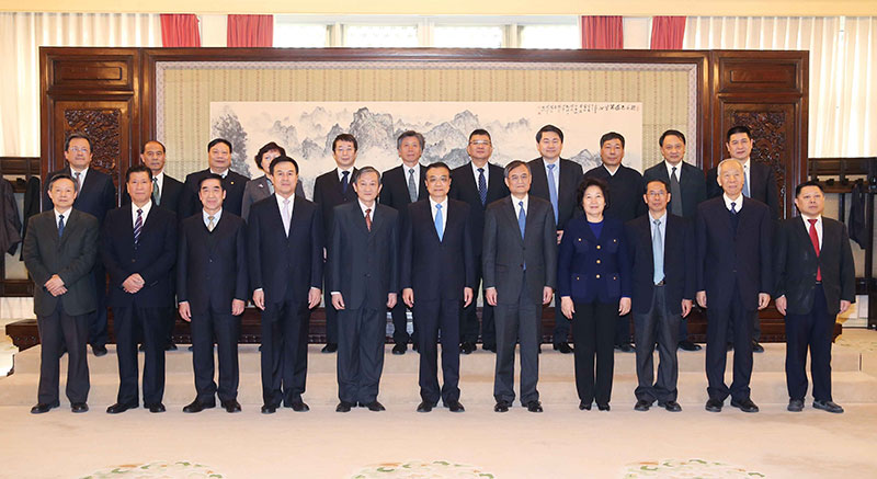 CCG President Dr. Wang Huiyao Appointed to State Council Counselors Office